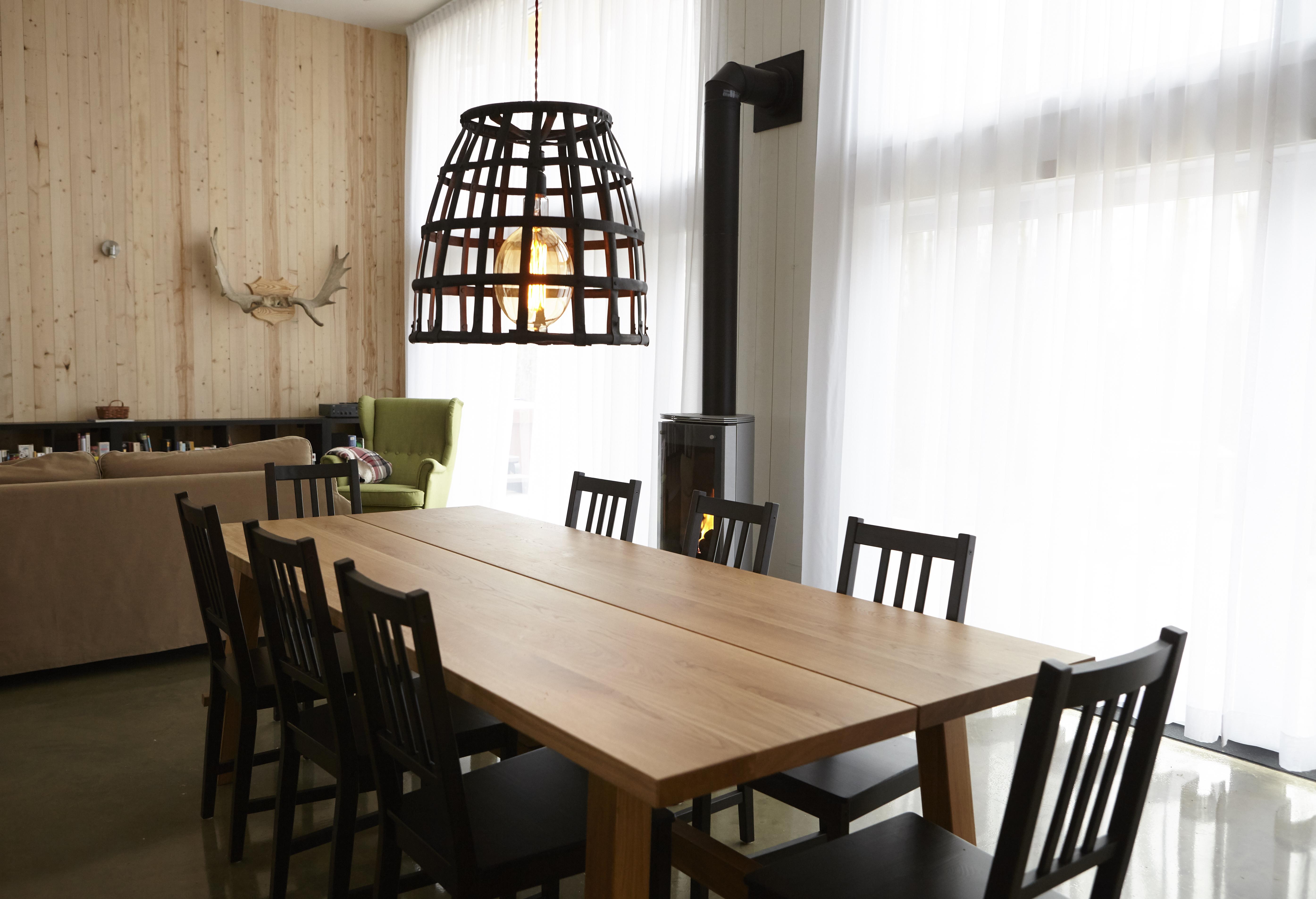 Malaga - Salle à dîner