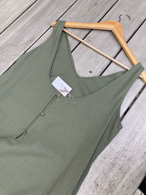 Kleid Trägerlos Size L