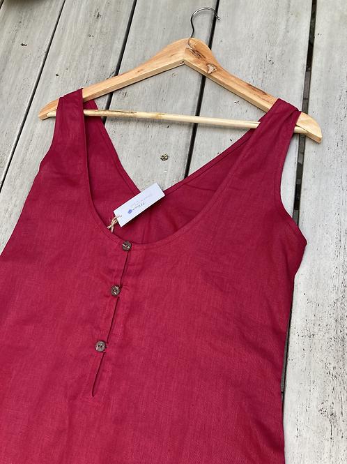 Kleid Trägerlos Size M