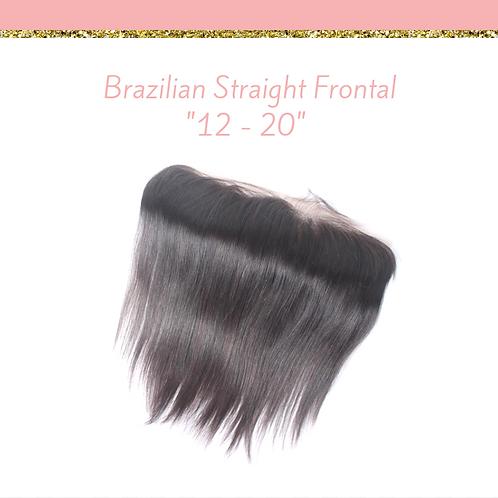 Brazilian Straight Frontal