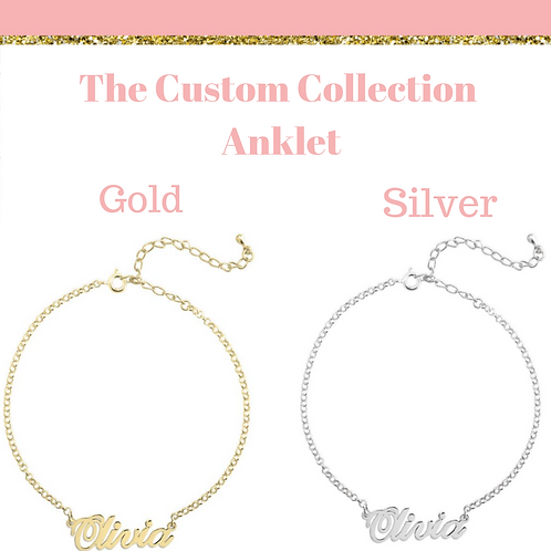 The Custom Collection Anklet