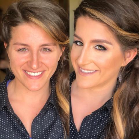 new jersey natural makeup artist