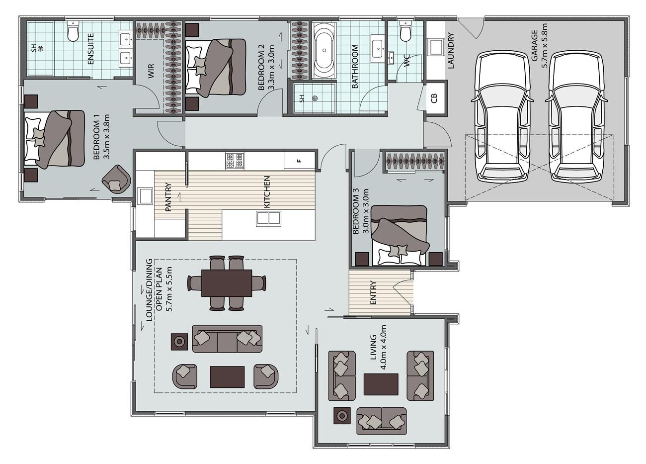 55 Prestons Park Floorplan