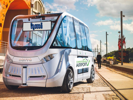 Would you climb into a driverless vehicle?