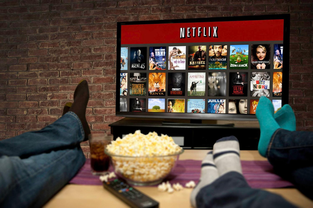 Netflix Disruptive Technology