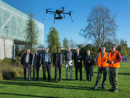 Drone Research Facility - Christchurch