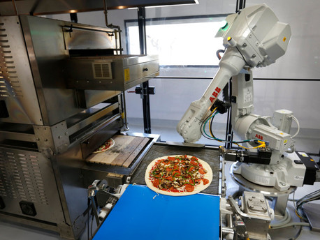 Will a Robot Replace Your Job?