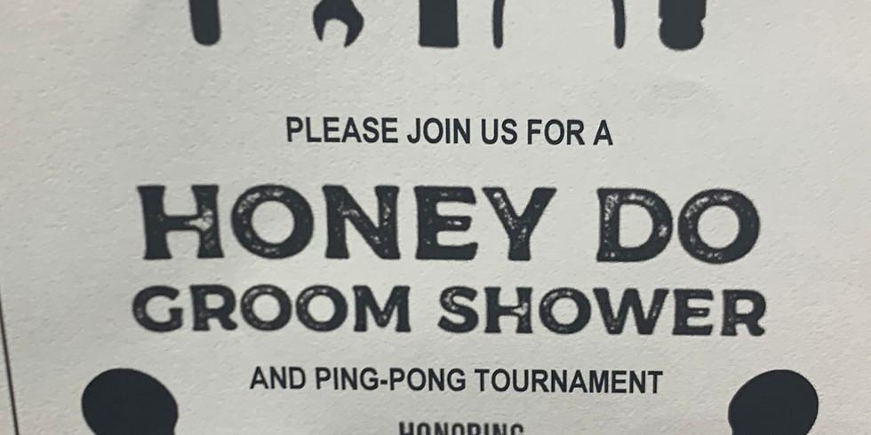 Honey Do Groom Shower - Darren Smith
