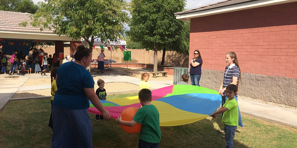 Vacation Bible School 2021 A