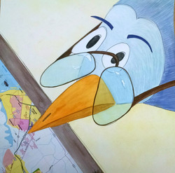 Lost Stork