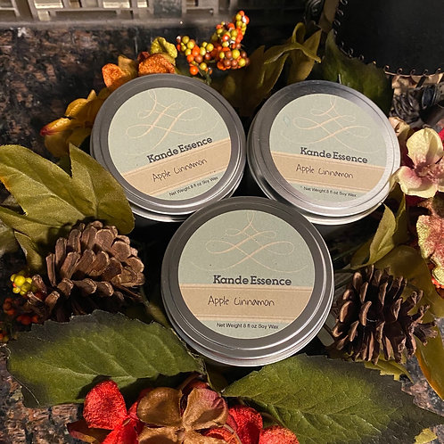 Fall/Holiday 8oz Tin