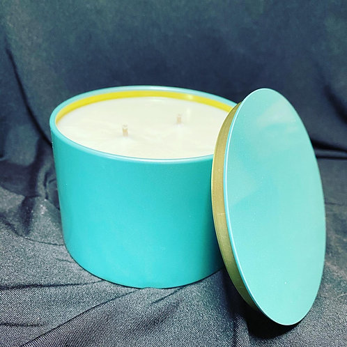 Luxury candle w/box