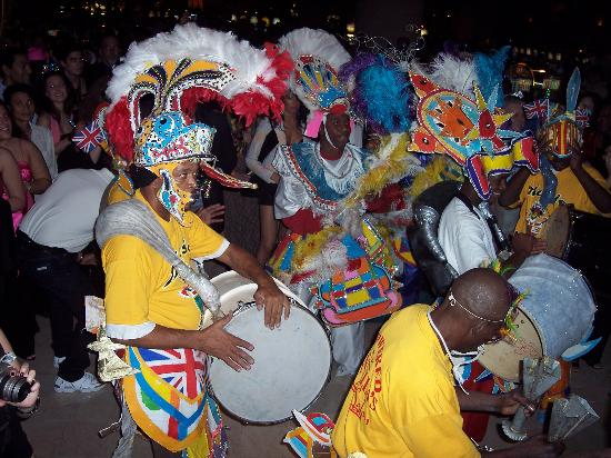 Junkanoo Rush Out