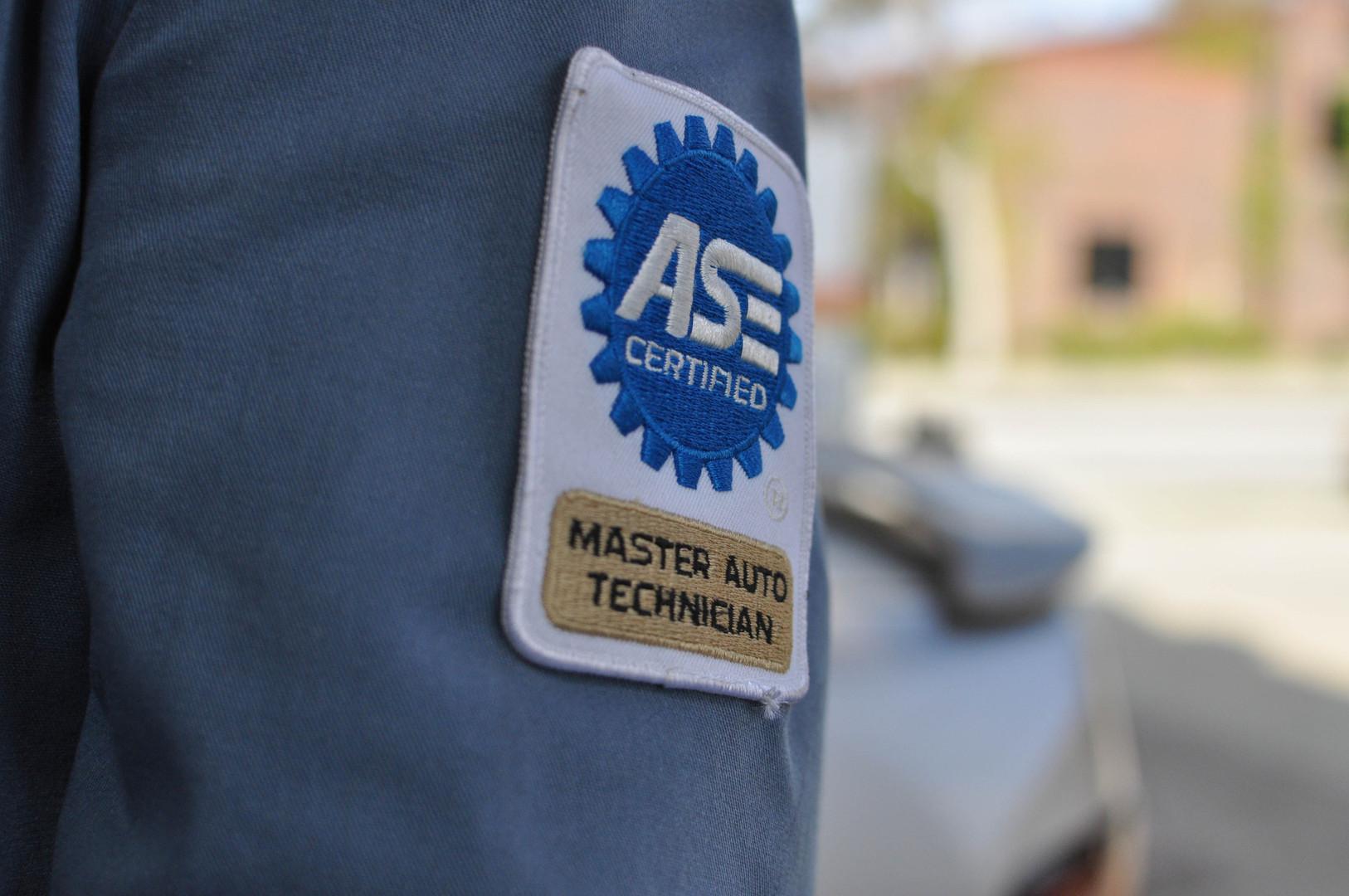 ASE Certifide