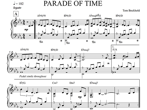 PARADE OF TIME