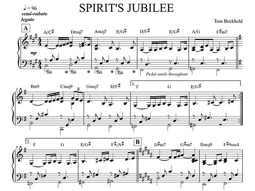 SPIRIT'S JUBILEE