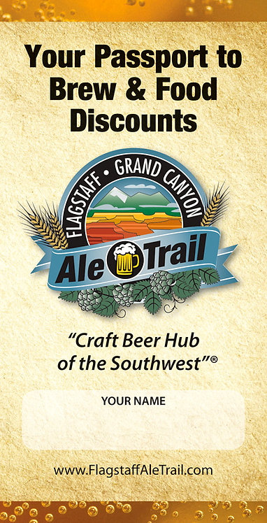Flagstaff-Grand Canyon Ale Trail Passport