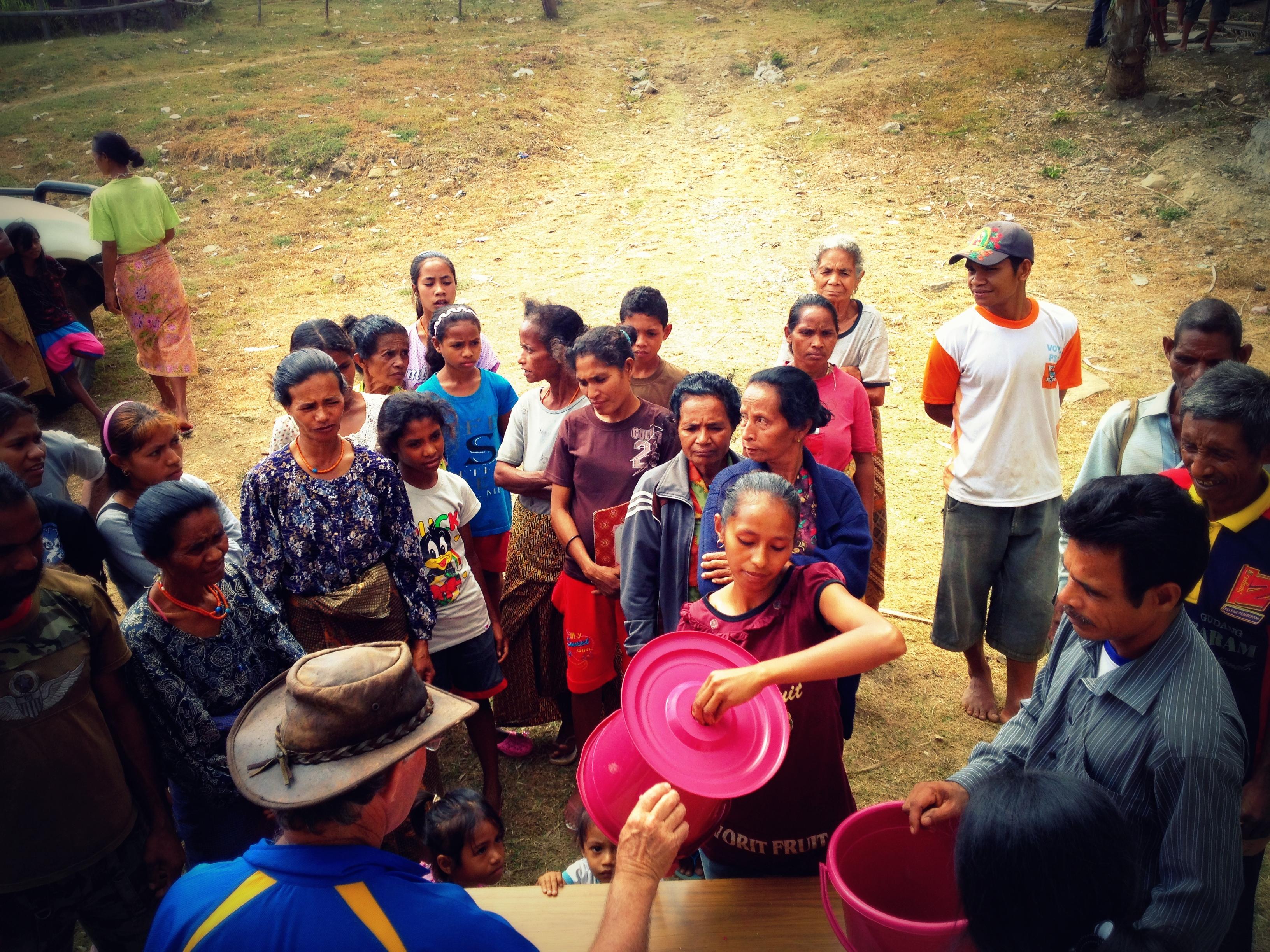 Timor Trekking