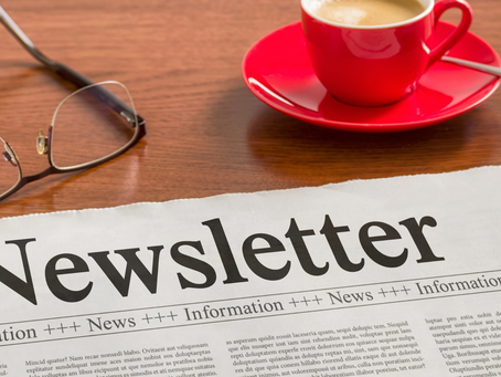 OUR MONTHLY NEWS LETTER