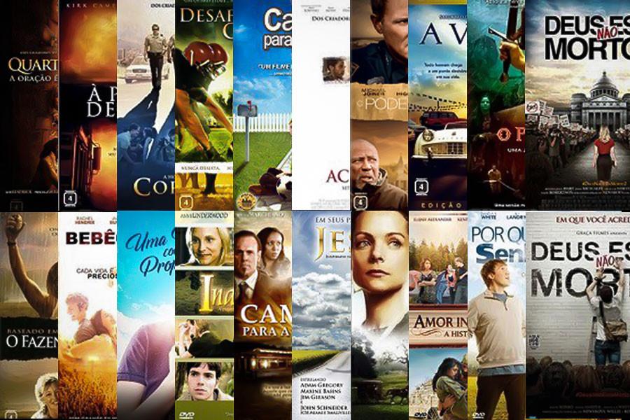 Top 20 Melhores Filmes Evangelicos