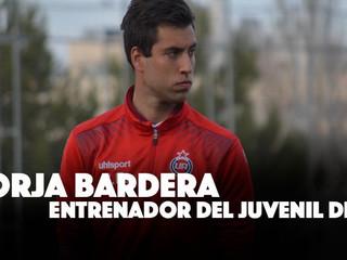"""Bardera: """"Quiero que seamos un equipo reconocible, ambicioso y unido"""""""