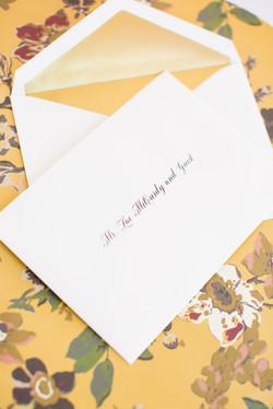 Printed Inner Envelopes