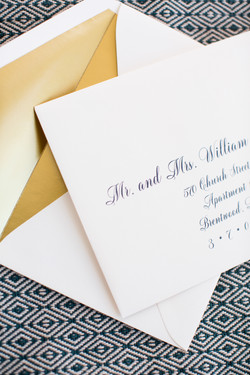 Printed Outer Envelopes