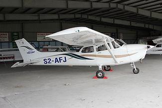 Galaxy Flying Academy's Aircraft