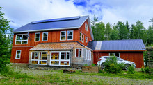 Off-grid property for sale