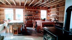 18-24 seat dining-room
