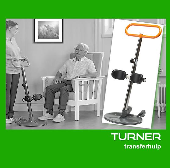 Turner, transfer hulpmiddel