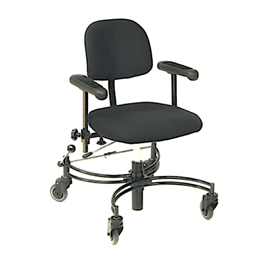 Euroflex Basic trippelstoel
