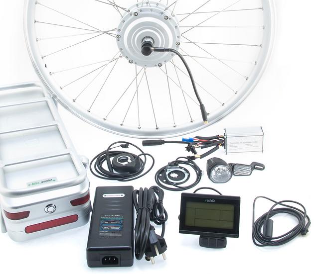 Een bestaande (duo) fiets ombouwen naar een fiets met elektrische ondersteuning