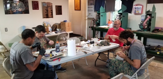 Sheath Class at Table 09.07.19