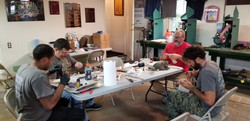Sheath Class at Table 09.07.19
