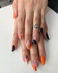 Nails by Gennie.