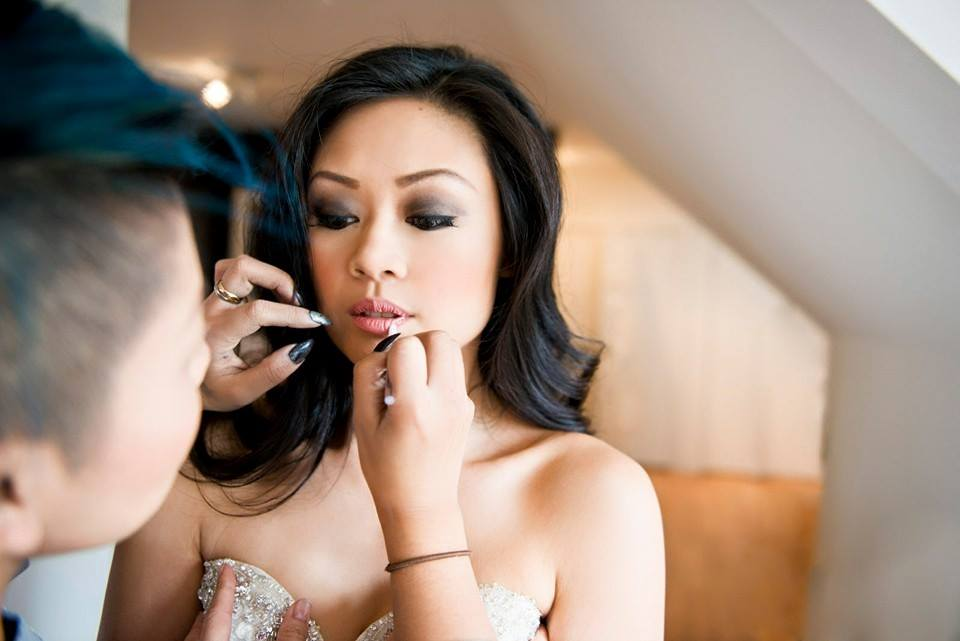 Hair and Makeup : May Nguyen