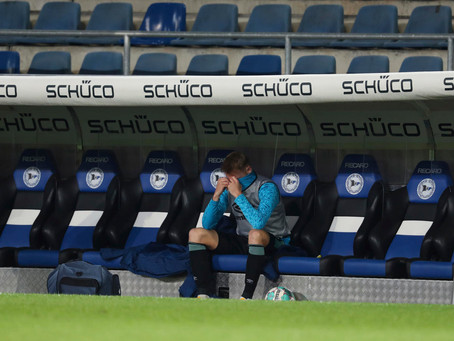 FC Schalke 04 Relegated From Bundesliga