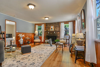The living room as the cover image for the 29072 Hook Creek Rd virtual open house video.