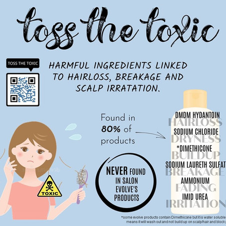 Toss the Toxic