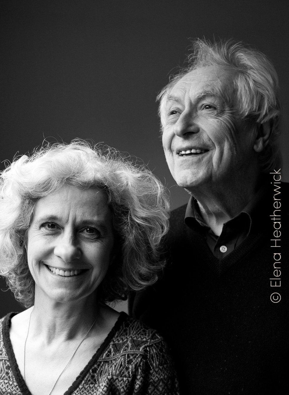 Michel Odent & Liliana Lammers