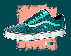 Sneaker Concept Design
