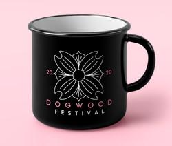 Dogwood Festival Logo Design