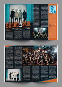 Print Design - Magazine Article
