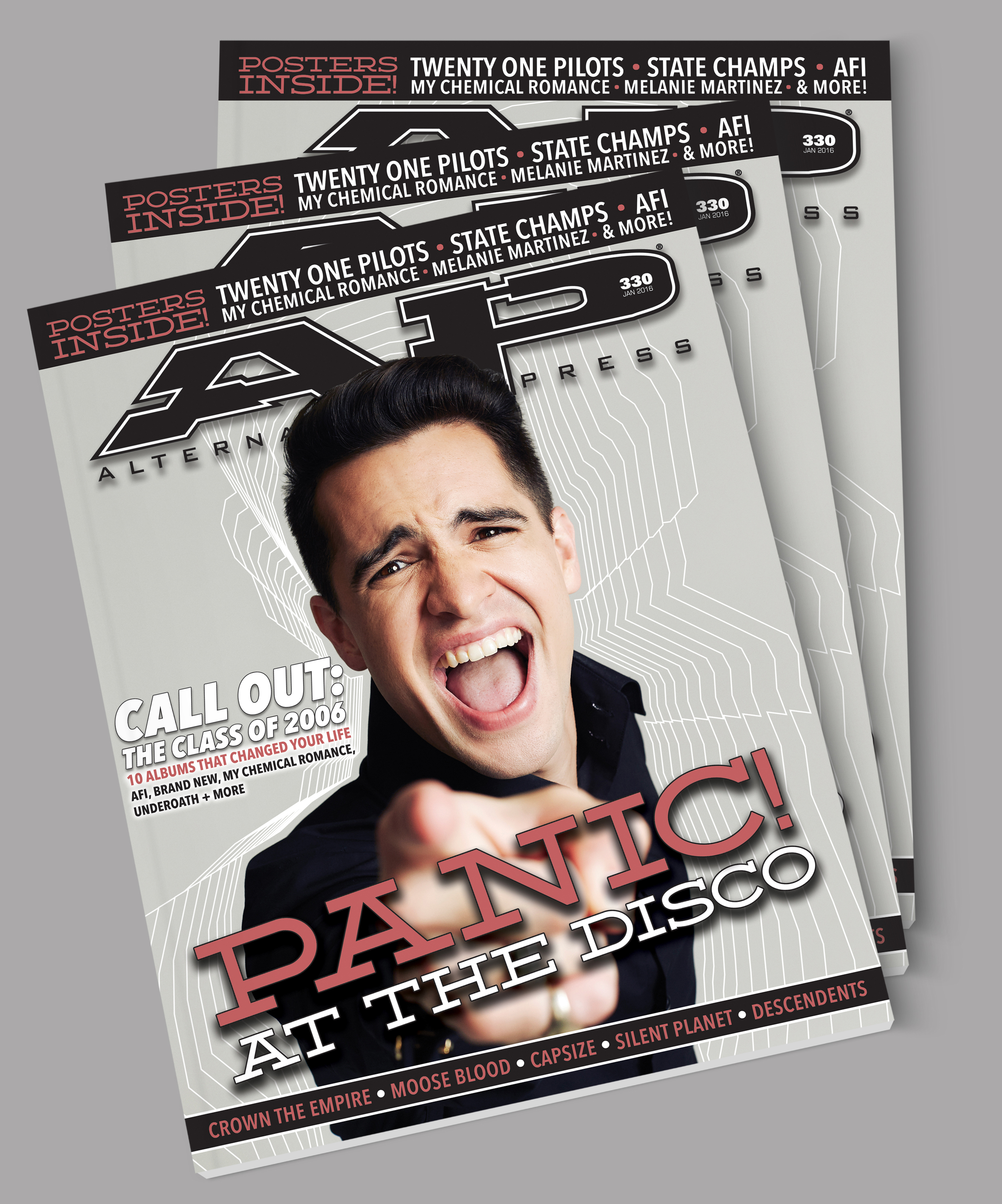 Print Design - Magazine Cover