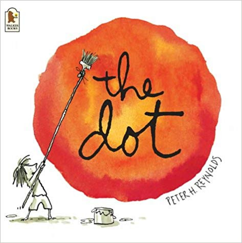 Book cover of The Dot