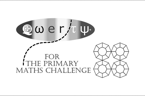 Using QWERTY® to solve Primary Maths problems (plain)