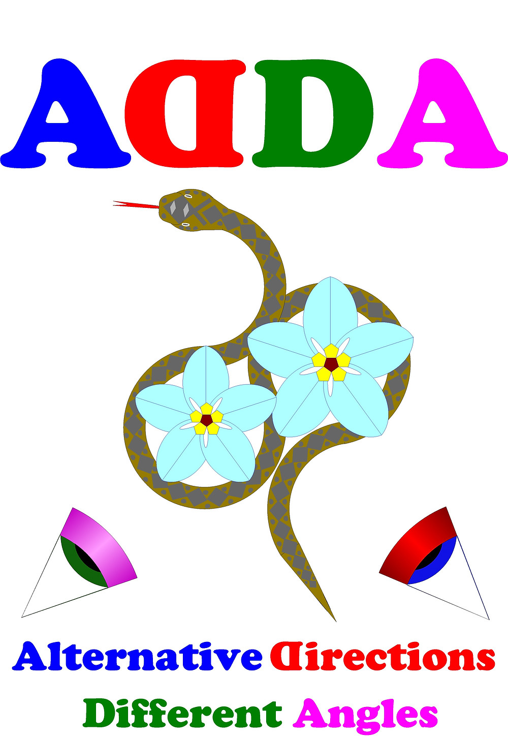 graphic representing Forget-Me-Not ADDA