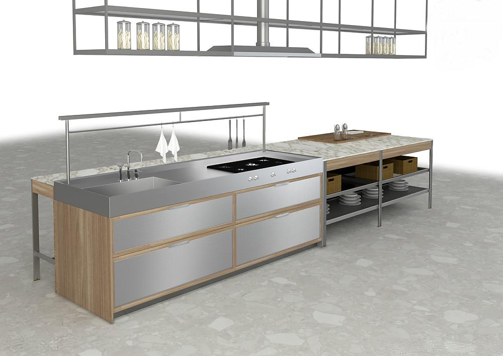 Ernestomeda Cocinas Lab