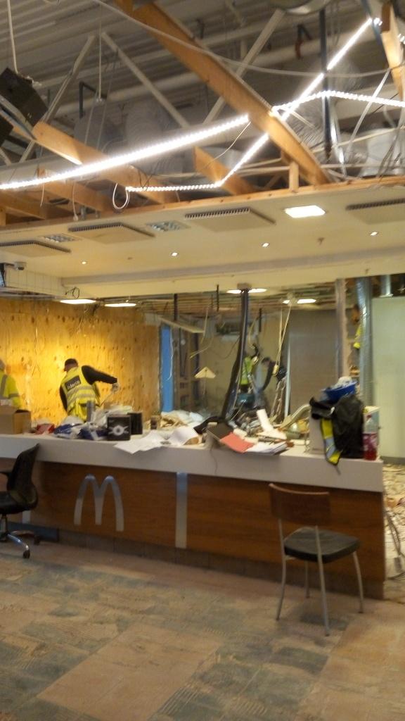 McDonald's Moss
